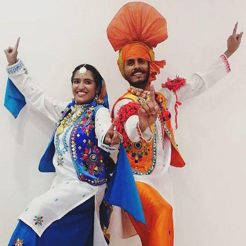 Bhangra BBG -Dancer Profile Image