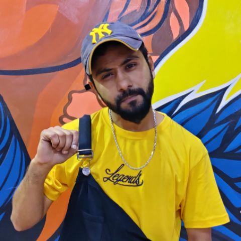 Sandeep Singh -Dancer Profile Image