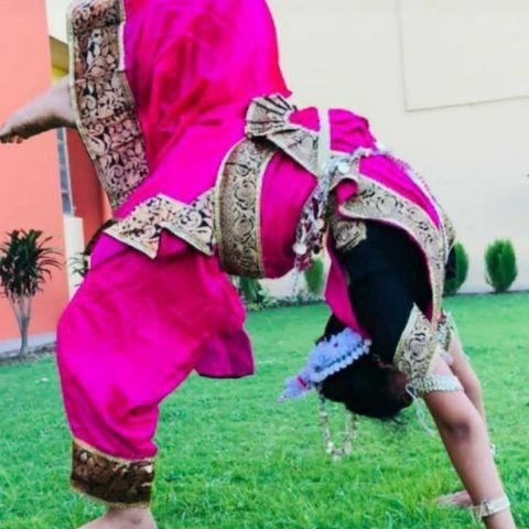 Harshita Bhandari -Dancer Profile Image