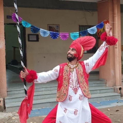 Adhyatamjot Singh -Dancer Profile Image
