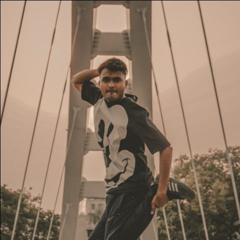 Ankit Dwivedi -Dancer Profile Image