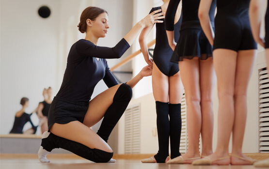 online dance trainers